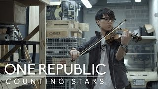 """Counting Stars"" - OneRepublic (Jun Sung Ahn Violin Cover)"
