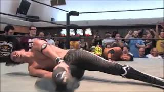 PWG: Chuck Taylor got seriously injured by his own grenade!!