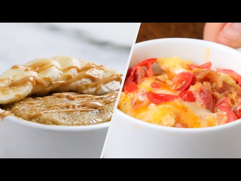 Easy Microwaveable Snacks ? Tasty Recipes