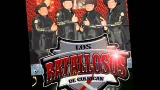 BATALLOSOS DE CULIACAN -- Corrido del Gordito en vivo