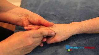 Hand Massage for Osteoarthritis