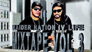 RAIDER NATION IV LIFE MIXTAPE VOL 3 EVENT PROMO