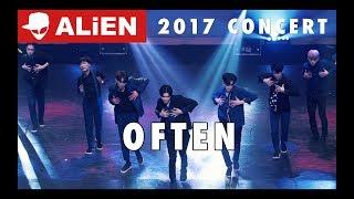 2017 Concert   A.FLOW _ Weeknd - Often(Kygo Remix)