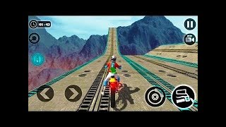 Android GamePlay: Impossible Motor Bike Tracks | New Motor Bike Racing Games | Android GamePlay 2019
