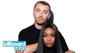 "Sam Smith and Normani Premiere ""Dancing With a Stranger"" Music Video on Apple Music 