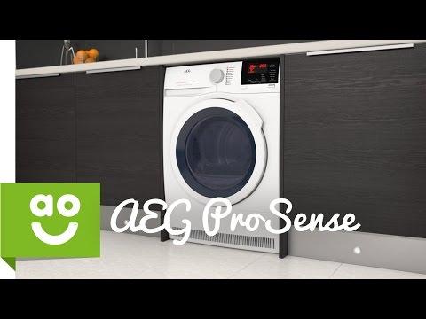 AEG ProSense Technology   Tumble Dryers   ao.com