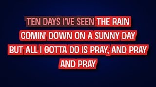 Ten Days - Celine Dion | Karaoke LYRICS