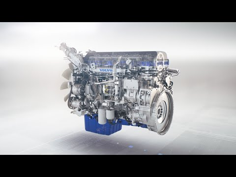 Volvo Trucks - How the new D13TC engine cuts fuel consumption while increasing power