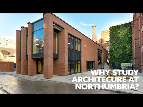 BA(Hons) Architecture | Northumbria University