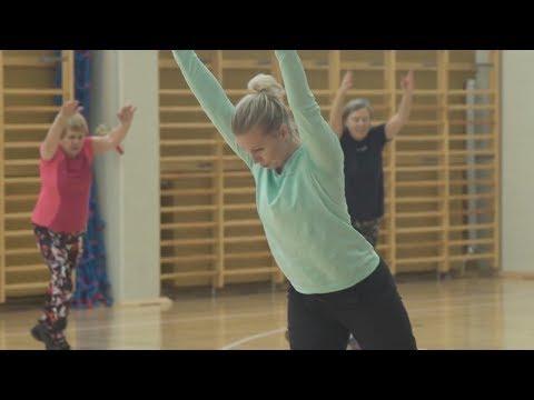 Vuoden Terveysteko 2018 -finalisti: Laura Joutsen