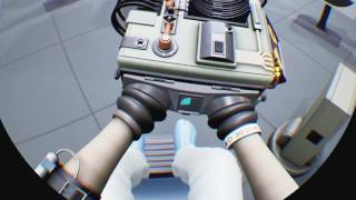 "Statik VR demo level ""Project"" Speedrun 0:59 WR? (PS4 Pro & PSVR)"
