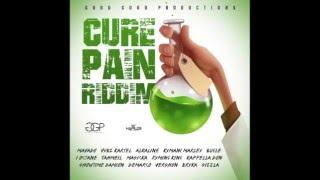 JAHMIEL - WHERE WERE U (Official Audio) | Good Good  | Cure Pain Riddim | 21st Hapilos (2016)