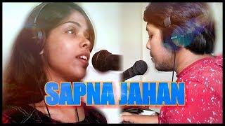 Sapna Jahan - Brothers | Suraj Sharma | Pooja Sharma | Cover Song