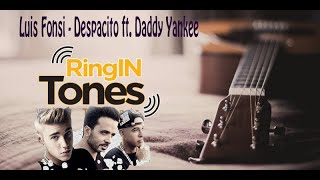 Top 5 Despacito ringtones remix | marimba,iPhone and dance Luis Fonsi