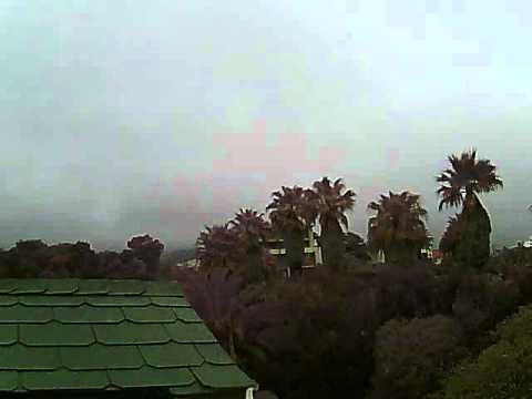 Timelapse Video – Table Mountain – 01/09/2010