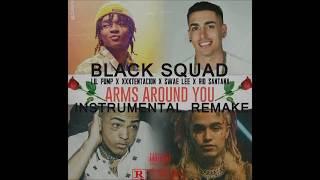 Lil Pump X XXXTentacion X Swae Lee X Rio Santana - Arms Around You (Instrumental Remake)