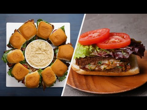 8 Mouthwatering Recipes For All BLT Lovers ? Tasty Recipes