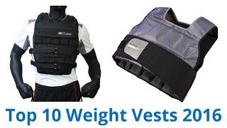 10 Best Weight Vests 2016