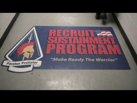 Gold Phase in the Recruit Sustainment Program (RSP)