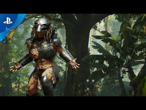 Predator: Hunting Grounds - Multiplayer Gameplay | PS4