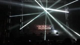 Dimension – Pull Me Under 18.02.2017 WORLD OF DRUM&BASS @ Известия Hall