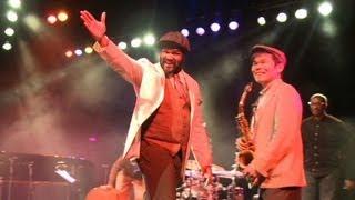 Entre Nat King Cole et Marvin Gaye, la voix de Gregory Porter
