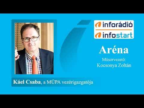 InfoRádió - Aréna - Káel Csaba - 2020.07.03.
