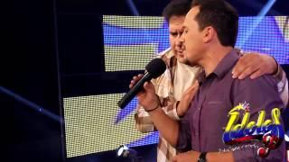 Brito y Orlando Nuñez a dúo