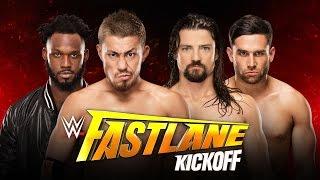 Vídeo Kickoff Show WWE Fastlane 2017