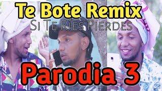 Te Bote Remix (Parodia 3) Bab Bunny, Ozuna, Nicky Jam, Casper, Darell,  Nio Garcia