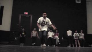 Letoya - Take Away Love (Patrick Fernandez choreography)