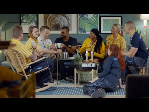 Hvad drømmer du om? Få den perfekte karrierestart med et udfordrende IKEA job | IKEA Danmark