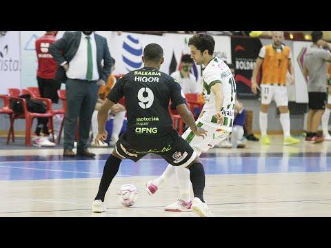 Córdoba Patrimonio de la Humanidad - Palma Futsal. Jornada 2. Temp 21-22