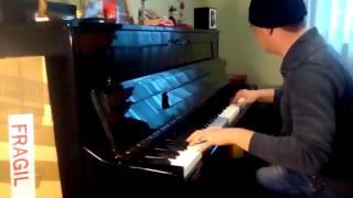 Frágil - Piano / Jorge Palma