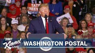 Trump Hates the Washington Post