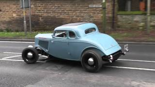 1933 Ford Hiboy Coupe first drive ...