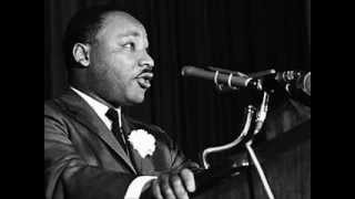 Dr. Matin Luther King Speech - The Three Evils of Society