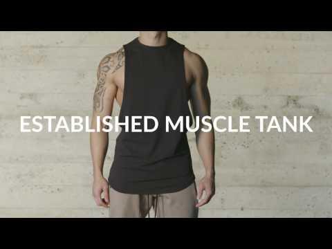 Aesthetic Revolution | Established Muscle Tank