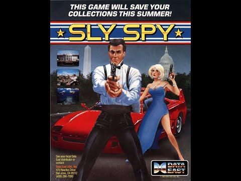 Sly Spy Arcade Sound Track