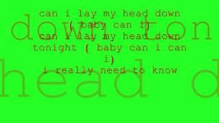 ramzi -can i lay my head dawn 2009 lyrics