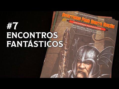 Aventuras para 5ª Edição - Livro #7: Encontros Fantásticos