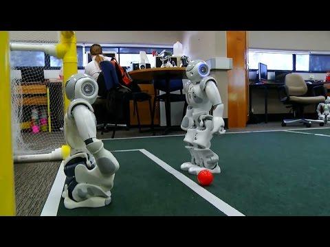 Robots: threat or friends?