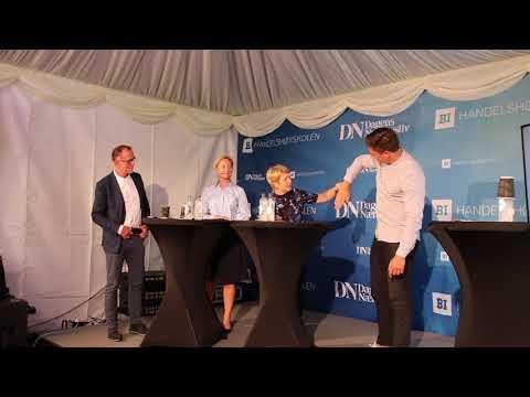 15.08.18 - Arendalsuka: Hvor viktig er sjømaten for Norge?