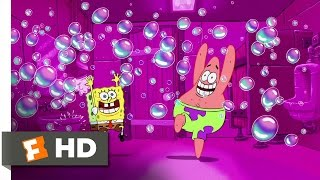 Bubble Party - The SpongeBob SquarePants Movie (5/10) Movie CLIP (2004) HD