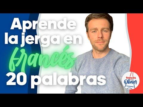 20 palabras que usan los nativos: la jerga en francés