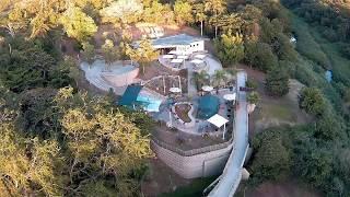 Coamo Thermal hot Springs - Puerto Rico