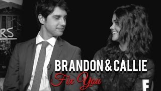 brandon & callie | fix you