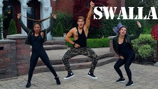 Jason Derulo - Swalla | The Fitness Marshall | Cardio Concert