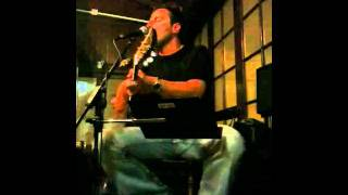 Vem Ca (Paradise) by Jimmy Sixx Live in Nazare Portugal