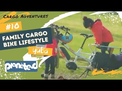 Episode 10 - The Whole Family Adopts the Cargo Bike Lifestyle